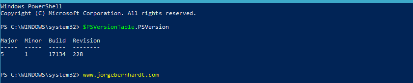 How to install the Azure PowerShell Module from PowerShell