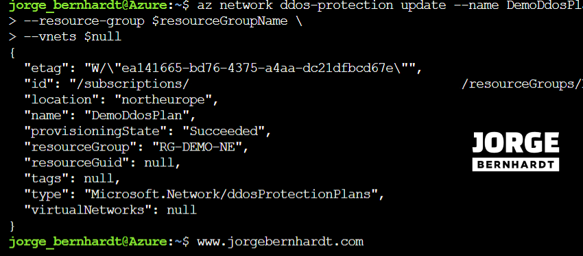 Azure DDoS Protection